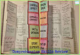 teaching with a mountain view fiction comprehension