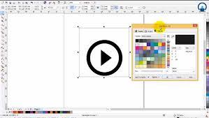 pattern fill coreldraw x6 learning advanced tools in corel draw educba