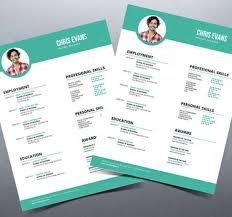 Modern Professional Resume Templates 30 Free Professional Resume Templates For Designers Xdesigns