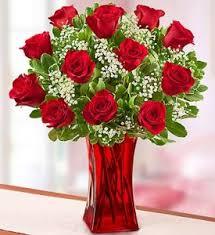 a dozen roses limerick florist dozen roses in vase limerick pa 19468 ftd