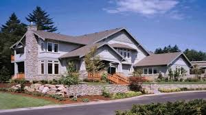 craftsman style 5 bedroom house plans youtube