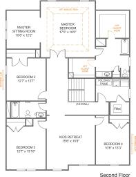master retreat floor plans true quality