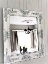 15 photos large shabby chic mirror mirror ideas