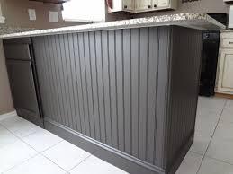 Diy Ikea Kitchen Island Kitchen Island Back Panel Island Back Panel Treatments Traditional