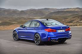 prototype drive 2018 bmw m5 mileti industries 2018 bmw m5 first look review