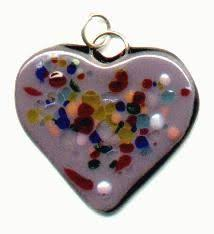 How To Make Fused Glass Jewelry - fused glass bookmarks how to make small fused dichroic circles