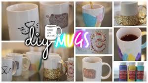 diy mugs cute u0026 quick youtube