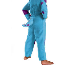 monsters inc halloween costumes for babies amazon com disney pixar monsters university sulley toddler