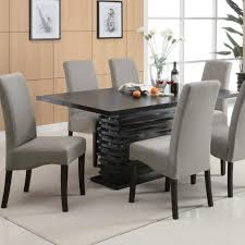 high back chairs for dining room creative high back leather dining