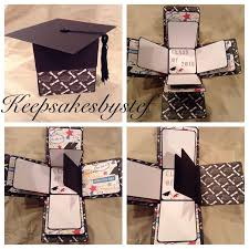 unique graduation card boxes best 25 exploding boxes ideas on anniversary ideas