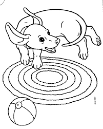 16 dachshund coloring pages images dachshunds