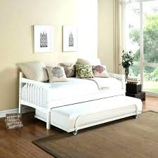 White Daybed With Pop Up Trundle Cheap Daybeds White Daybed Bedding Frame Size Of With