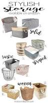 amazon cloud drive black friday stored at facilities best 25 storage baskets ideas on pinterest hanging wall baskets