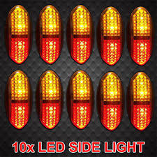side marker car and truck led lights ebay