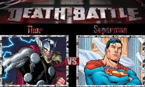 Superman Memes - thor vs superman by sonicpal on deviantart