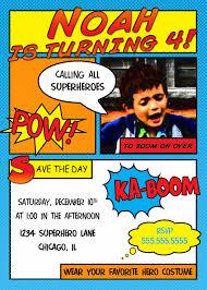 superhero birthday invitation wording free printable invitation