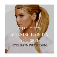 hairdo extensions that morning hair fix you need hairdo