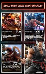 tekken apk tekken card apk 3 422 free apk from apksum