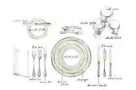 how to set a table for breakfast breakfast place setting vennett smith com