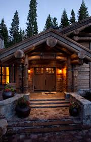 cabin style home 49 best exteriors images on log cabins cabin fever