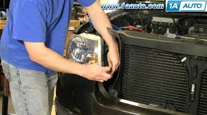 Ford F 150 Truck Body Parts - how to install replace headlight ford f 150 04 08 1aauto com youtube
