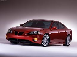 pontiac grand prix g force concept 2002 pictures information