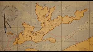 Narnia Map Ever So Ethnically Confused Maps To The Stars Treasure And