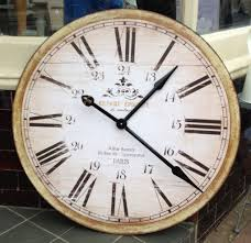 extra large decorative wall clocks shenra com