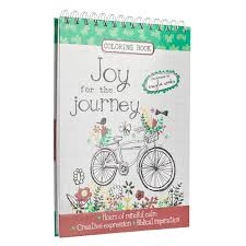 creative coloring books joy for the journey christian art gifts