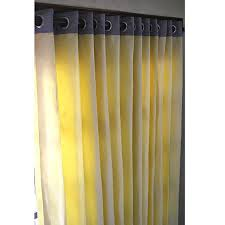 Yellow And Grey Curtain Panels Pair Of Yellow And Grey Curtain Panels 26x96