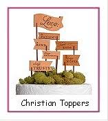 christian wedding cake toppers wedding cake toppers gallery