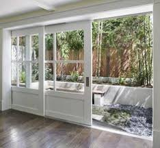 Sliding Glass Pocket Doors Exterior This For Walkout Basement Out Towards Pool Or In A Master
