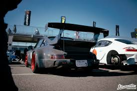 rwb porsche 2017 spotlight porsche royal wide rwb 964 stancenation form
