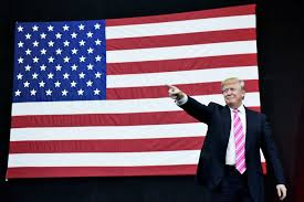 Flags Of The United States Trump Prepares To Radically Reduce U S Funding Of The U N