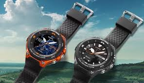 the android wear 2 0 powered casio pro trek smart wsd f20 launches
