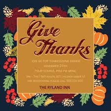 thanksgiving at ryland inn the ryland inn