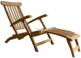 furniture extendable chair teak outdoor furniture for patio