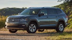 Vw Atlas 2017 Review By Car Magazine