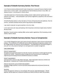 Summary Resume Samples by Example Resume For High Students For College Applications