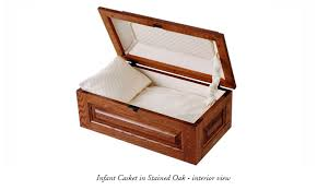 baby caskets infant trappist caskets how to order what is provided