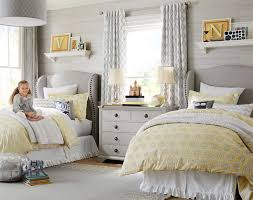 Pottery Barn Catalina Twin Bed If I Have 2 Girls This Would Be A Great Shared Bedroom Idea