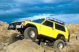 jeep road parts uk 990 jeep xj road vehicle 4wd sport utility magazine