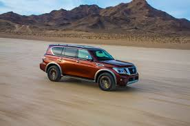 2017 nissan armada reviews and rating motor trend