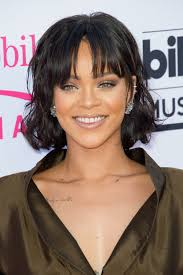 front and back view of short haircuts short hairstyles new rihanna short hairstyles front and back