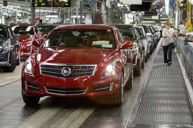 where is the cadillac cts made where is the cadillac cts made carrrs auto portal