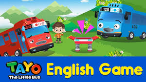 tayo cizgi film video tayo english game 08 jump youtube