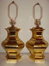 vintage brass table lamps u2013 jeffreypeak