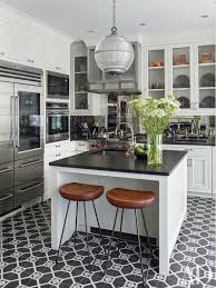 Architectural Digest Kitchens by Why You Can U0027t Go Wrong With White Kitchen Cabinets Cabinet Ideas