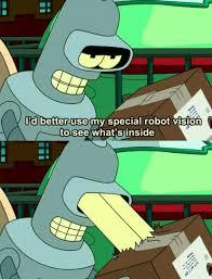 Bender Futurama Meme - pic 5 futurama friday bender edition meme guy
