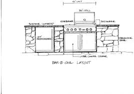 outside kitchen layout interior home decorating kitchen picture